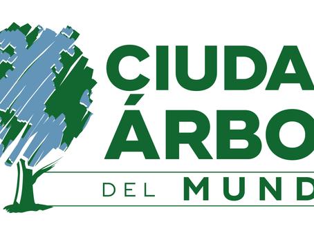 ¡Felicitamos a las ciudades reconocidas con el distintivo de Tree Cities of the World 2020!