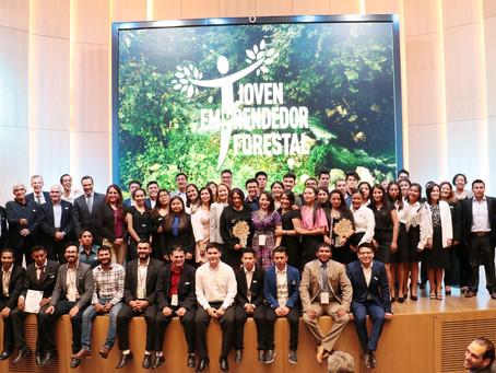 Joven Emprendedor Forestal 2019. Sueños cumplidos.