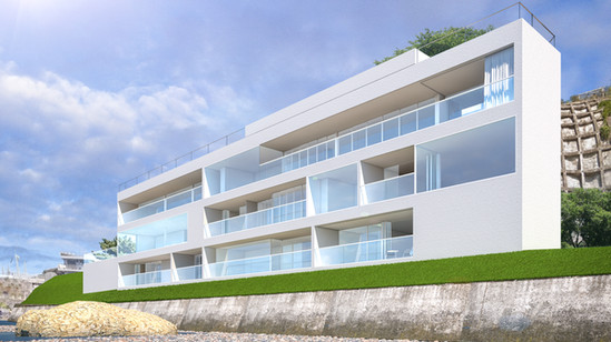 Zaimokuza Terrace Project