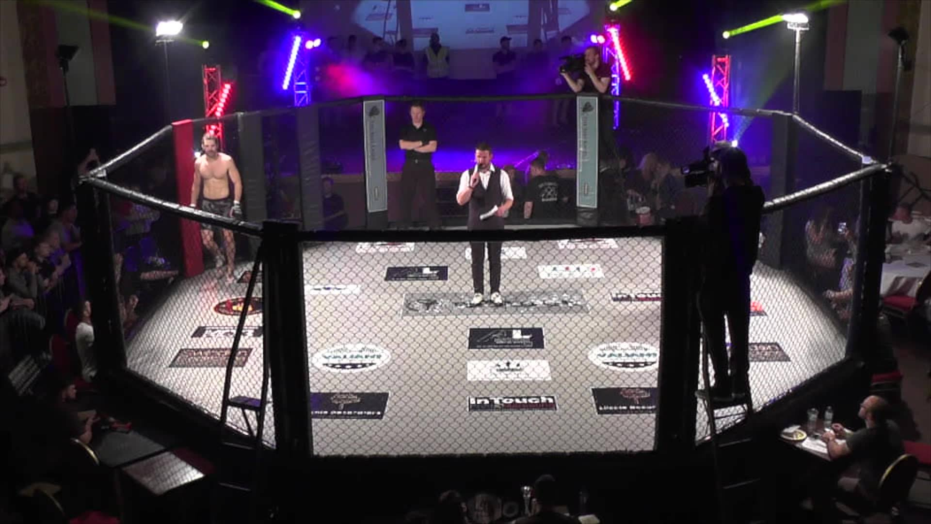 Raged UK MMA Bernie Gomm Vs Sam Godfrey