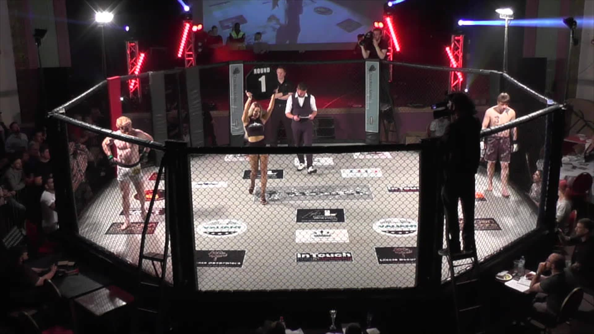 Raged UK MMA Paul Reed Vs Tyler Thomas