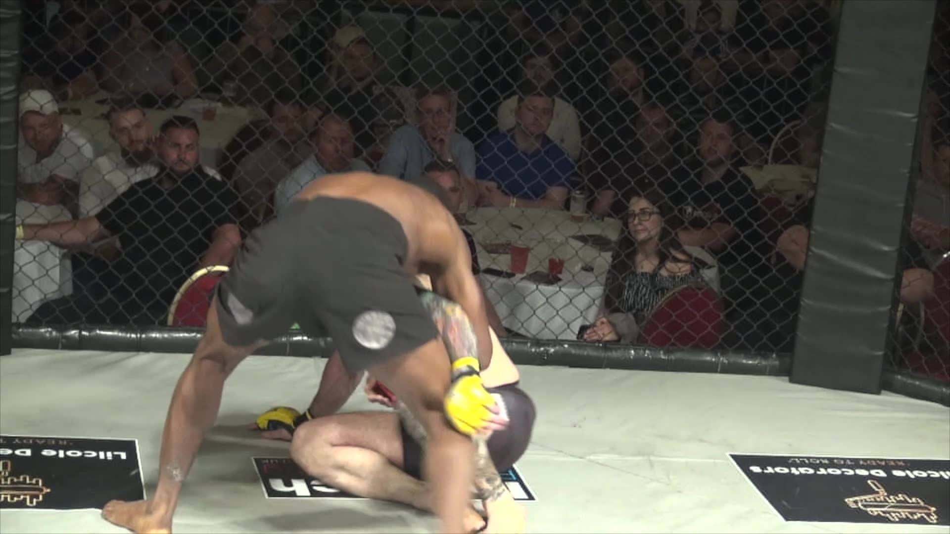 Raged UK MMA Lew Long Vs Shaun Lomas