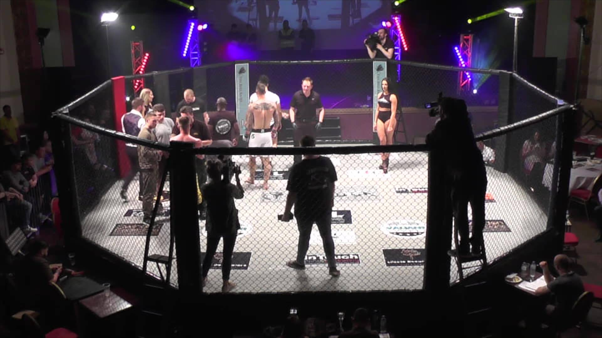 Raged UK MMA Chris Astley Vs Will Cairns