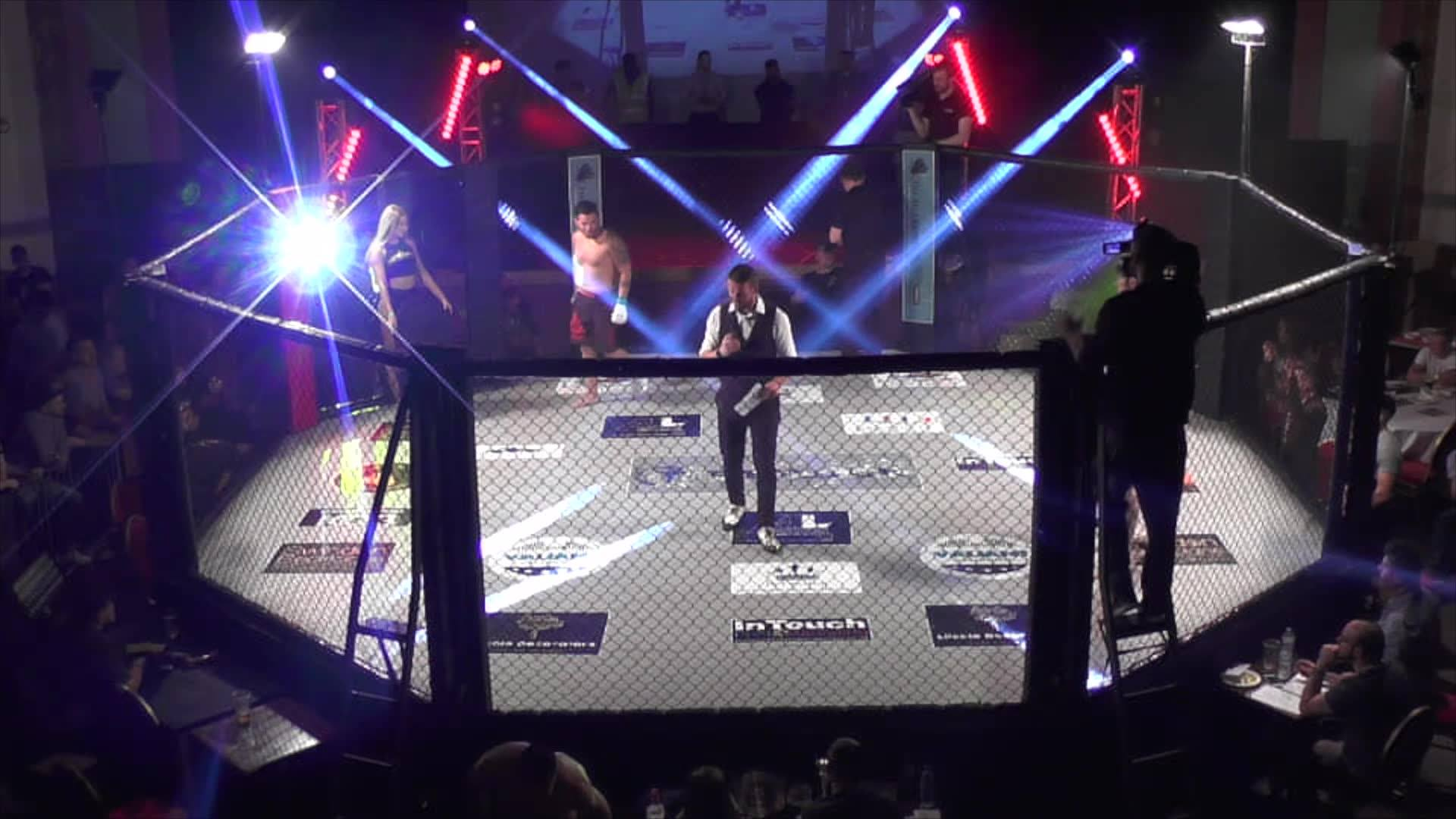 Raged UK MMA Nando Borralho Vs Matthew Davies