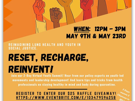 Virtual Event: Reset, Recharge and Reinvent!