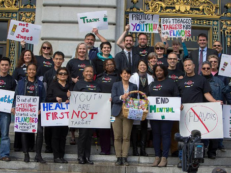 YES ON PROP E: Help Protect San Francisco Kids