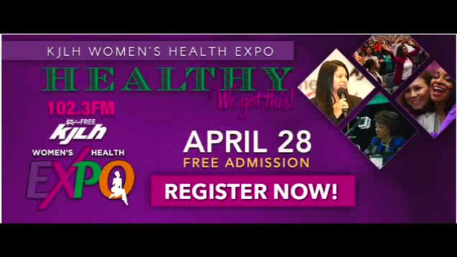 AATCLC At The KJLH Women's Health Expo