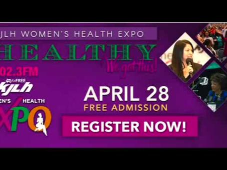 AATCLC At The KJLH Women's Health Expo