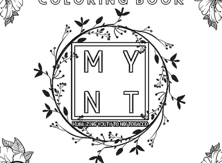 MYNT's Juneteenth Coloring Book