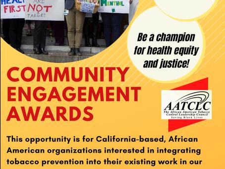 Community Engagement Awards