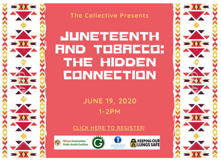 KOLS and FULSToP's Juneteenth and Tobacco: The Hidden Connection