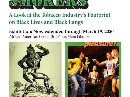 2/18 CURRICULUM WEBINAR: Same Game, Different Smokers