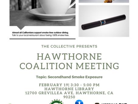 2/19: Coalition Meeting (Hawthorne)