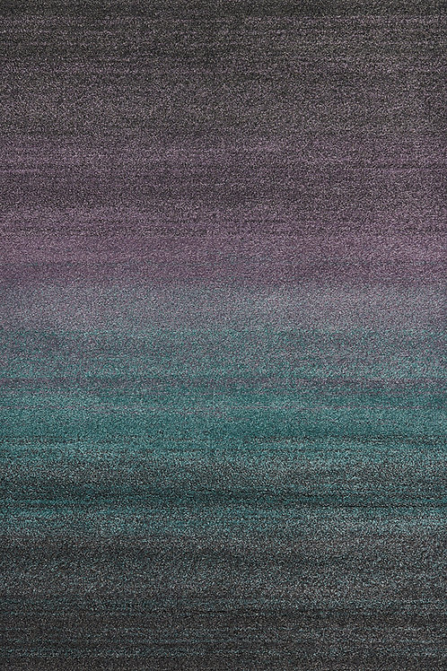 Ariana Grey Plush 6x9 Rug