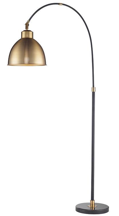 Savannah Arc Floor Lamp