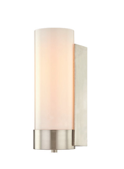 Thompson Wall Sconce - Brushed Steel