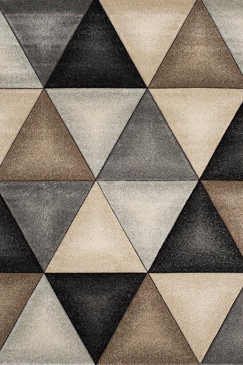 Gianni Triangles 8x11 Rug