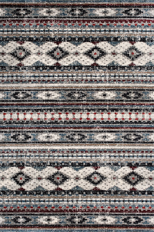 Tazmania Multicoloured Tribal 8x11 Rug