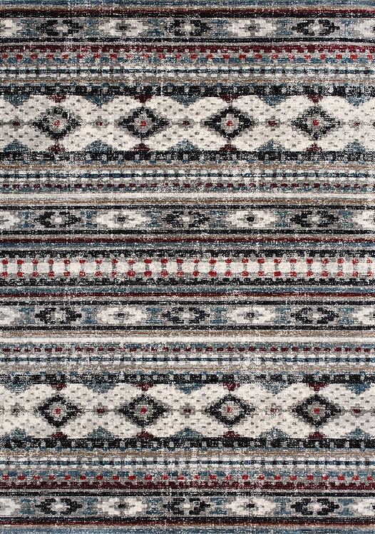 Tazmania Multicoloured Tribal 5x8 Rug