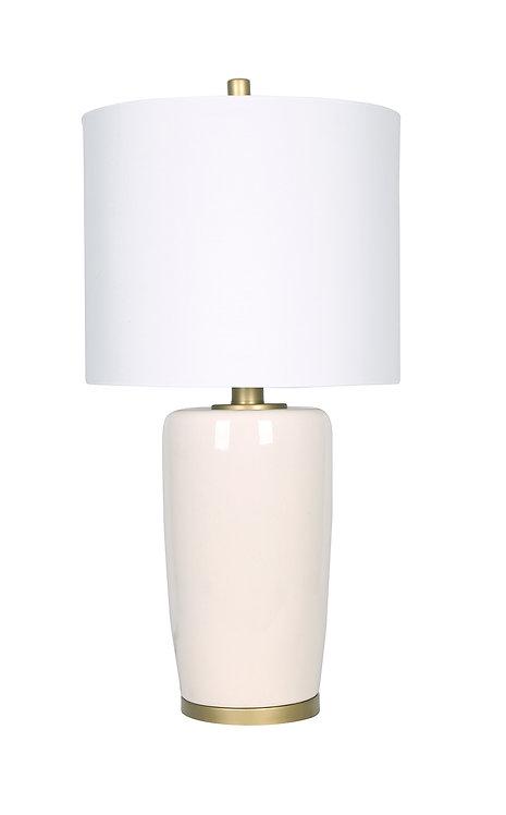 Capri Table Lamp - Beige