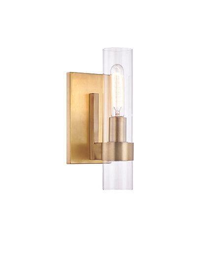 Ella Wall Sconce - Industrial Gold
