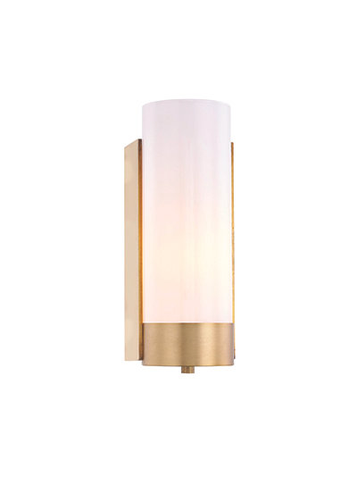 Thompson Wall Sconce - Industrial Gold