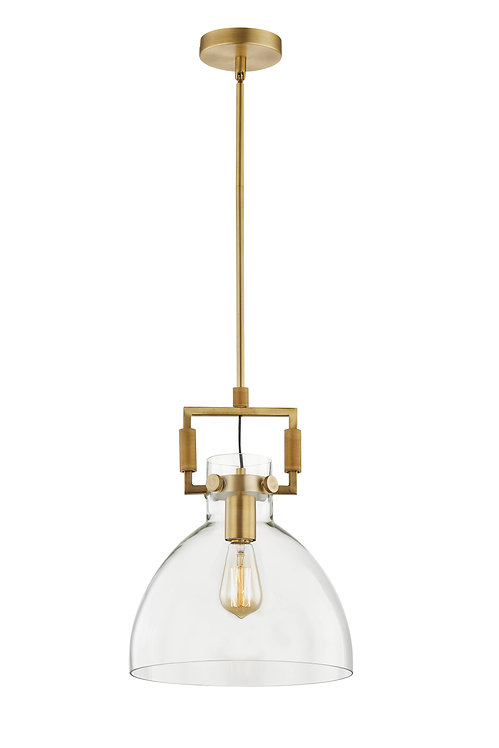 Marlow Large Ceiling Light - Gold