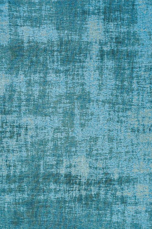 Calypso Blue Distressed 5x8 Rug