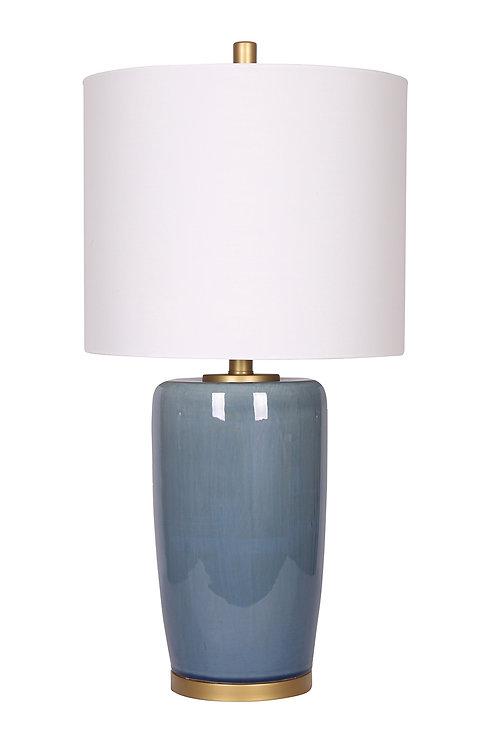 Capri Table Lamp - Blue
