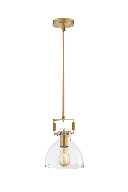 Marlow Small Ceiling Light - Gold
