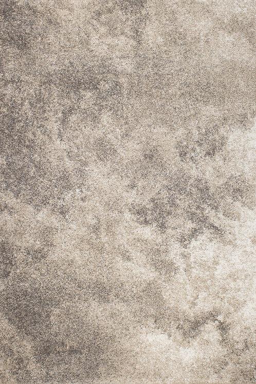 Saunders Grey Beige Cirrus 8x11 Rug