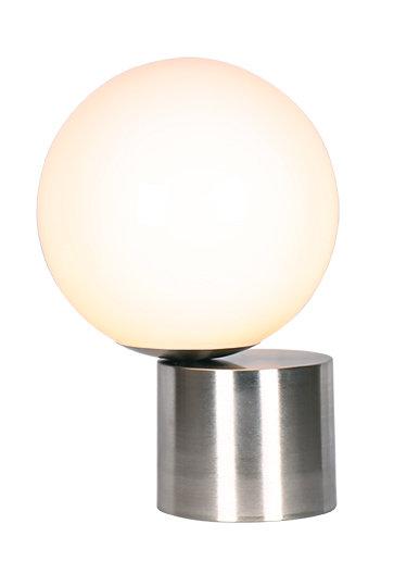 Aspyn Table Lamp - Satin Nickel