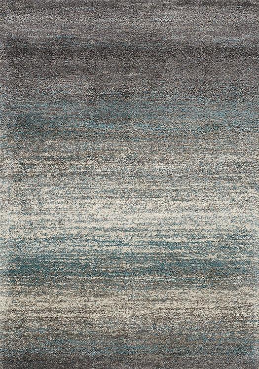 Klaus Grey Blue Shag 6x9 Rug