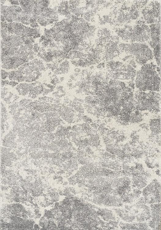 Beacon Grey Distressed 8x11 Rug