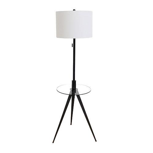 Reese Floor Lamp - Matte Black