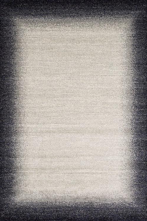Gail Grey Blue Vignette 8x11 Rug