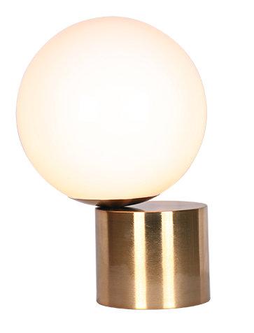 Aspyn Table Lamp - Satin Brass