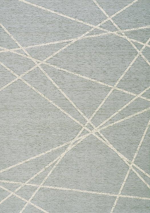 Valerie Soft Blue Indoor/Outdoor 5x8 Rug
