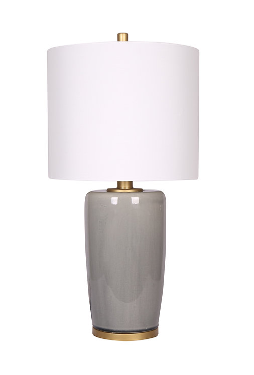 Capri Table Lamp - Grey