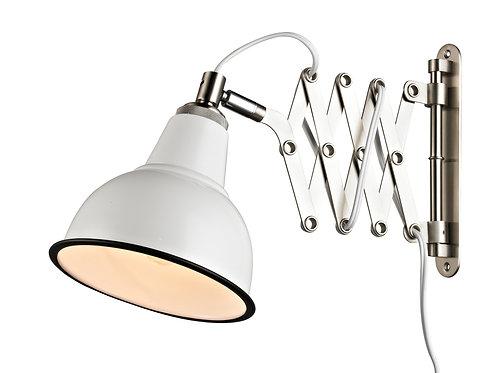 Riley Wall Lamp - White