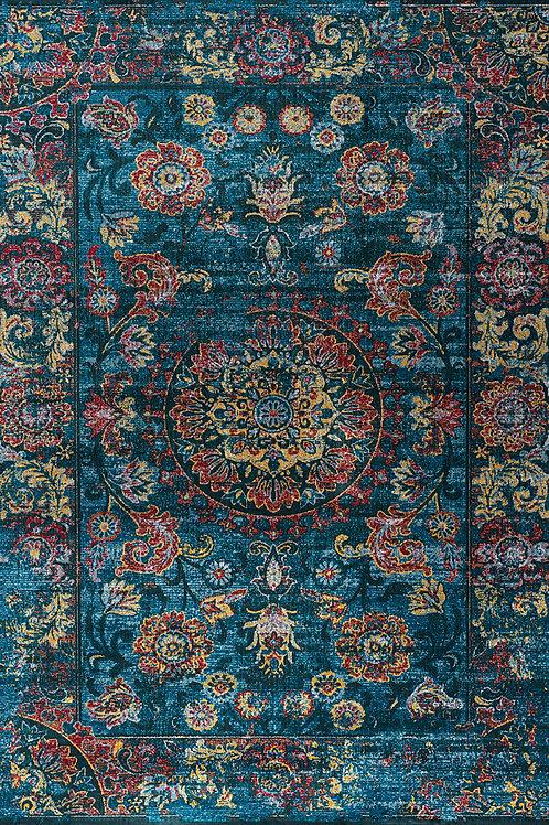 Alto Blue Vintage 5x8 Rug