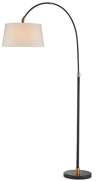 Ari Arc Floor Lamp