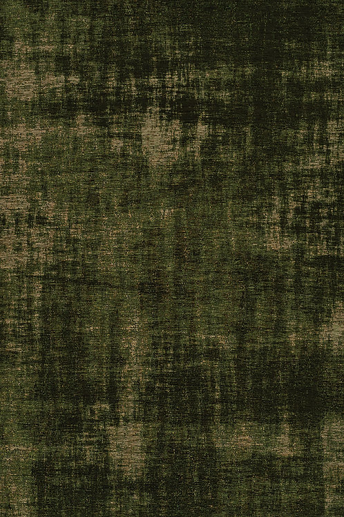Carlin Green Distressed 5x8 Rug
