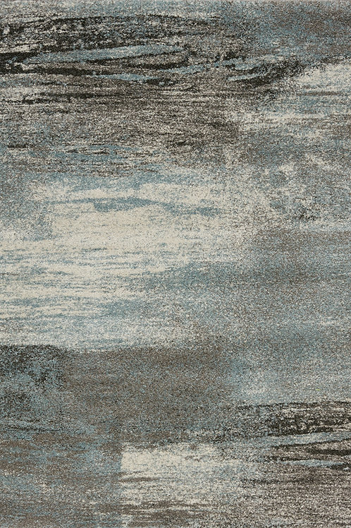 Baily Grey Distressed 5x8 Rug