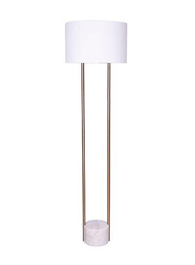 Austin Floor Lamp - Marble