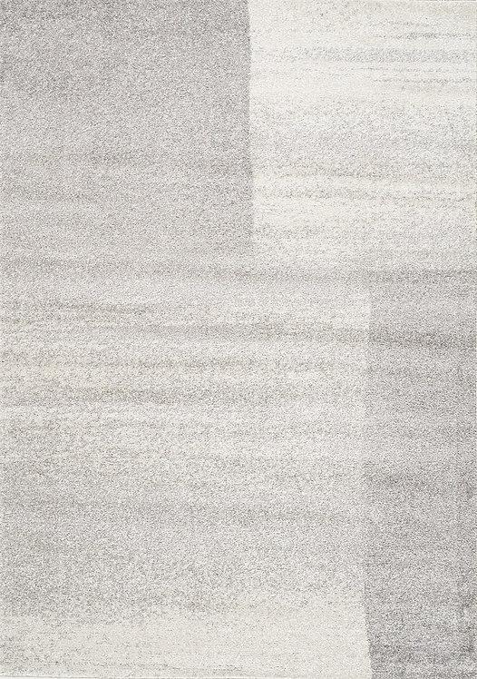 Faro Grey Soft Modern 3x5 Rug