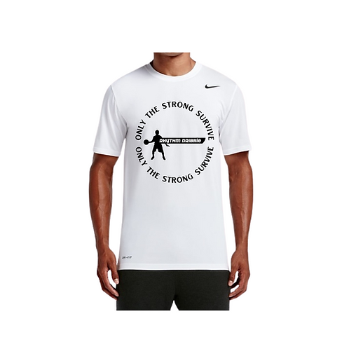 Nike Dri Fit RD Only the Strong Survive Tee