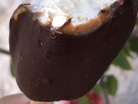 Keto MAGNUMS- el mejor helado  (con ingredientes de supermercado)