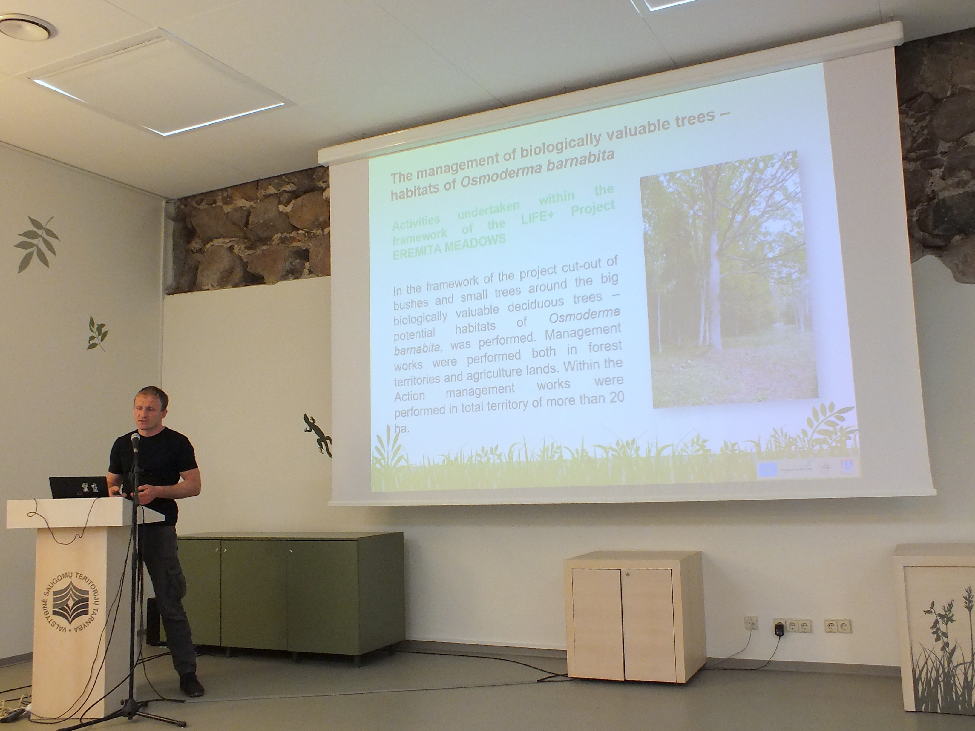 "Conference ""Veteran Trees in the Open Landscape"""