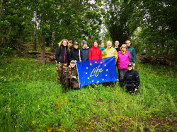 Project team study tour to Sweden